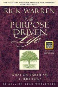 Purpose Driven Life Cover